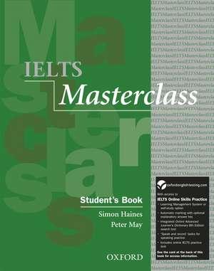 IELTS Masterclass: Student Book & Online Skills Practice Pack