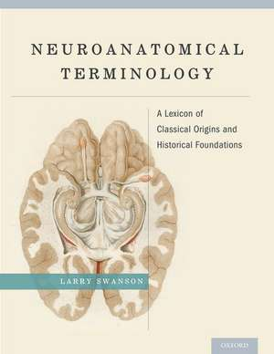 Neuroanatomical Terminology
