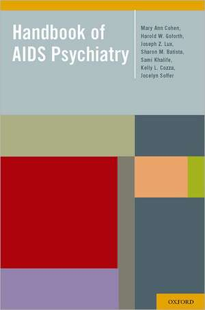 Handbook of AIDS Psychiatry