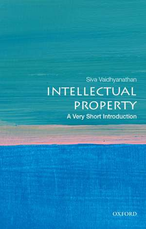 Intellectual Property: A Very Short Introduction imagine