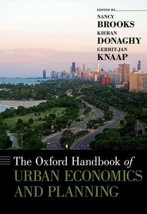 The Oxford Handbook of Urban Economics and Planning de Nancy Brooks