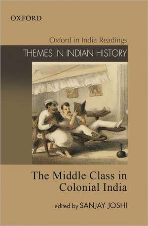 The Middle Class in Colonial India