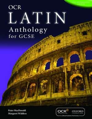 GCSE Latin Anthology for OCR Students' Book
