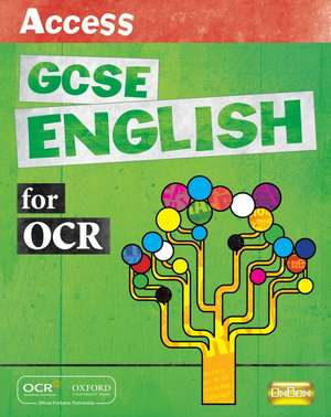 Access GCSE English for OCR Student Book