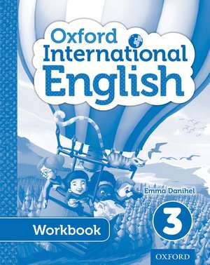 Oxford International Primary English Student Workbook 3