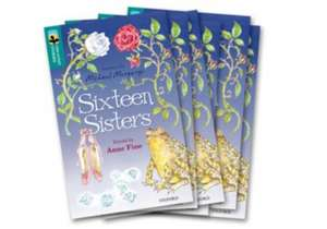 Oxford Reading Tree TreeTops Greatest Stories: Oxford Level 16: Sixteen Sisters Pack 6 de Anne Fine