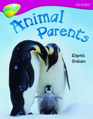 Oxford Reading Tree: Level 10A: TreeTops More Non-Fiction: Animal Parents de Elspeth Graham