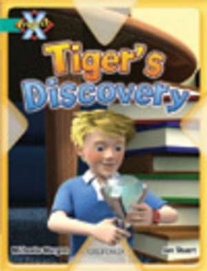 Project X: Discovery: Tiger's Discovery