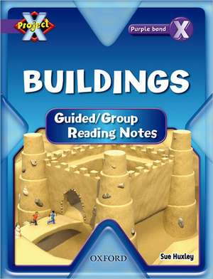 Project X: Buildings: Teaching Notes
