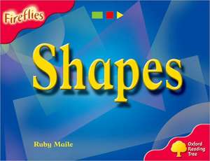 Oxford Reading Tree: Level 4: Fireflies: Shapes