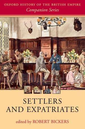 Settlers and Expatriates