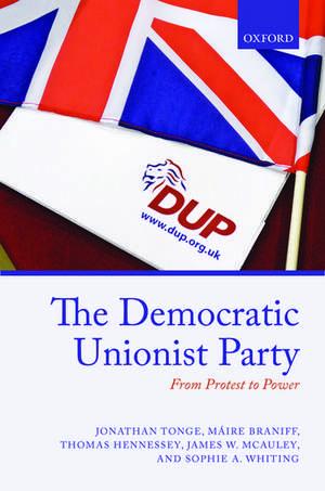 The Democratic Unionist Party