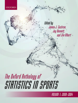 The Oxford Anthology of Statistics in Sports
