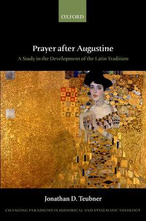 Prayer after Augustine