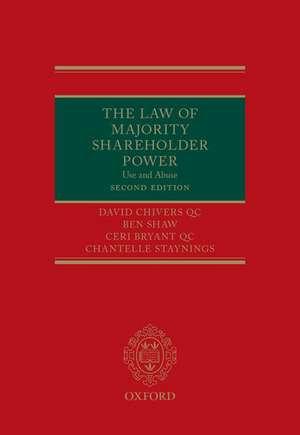 The Law of Majority Shareholder Power