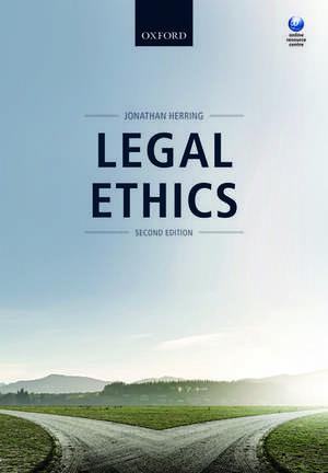 Legal Ethics de Jonathan Herring
