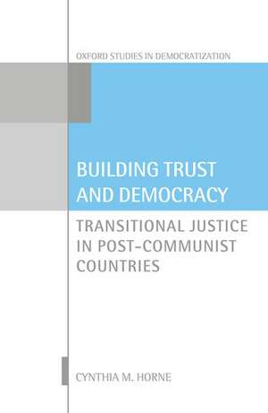 Building Trust and Democracy