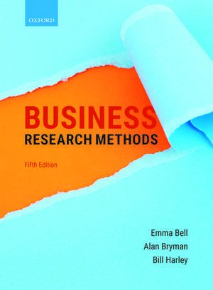 Business Research Methods de Emma Bell