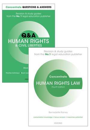 Human Rights Law Revision Pack