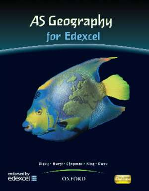 AS Geography for Edexcel Student Book