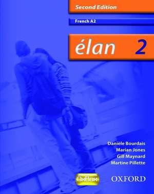 Élan: 2: A2 Students' Book
