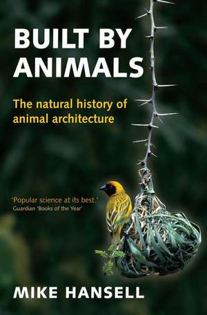Built by Animals de Mike Hansell