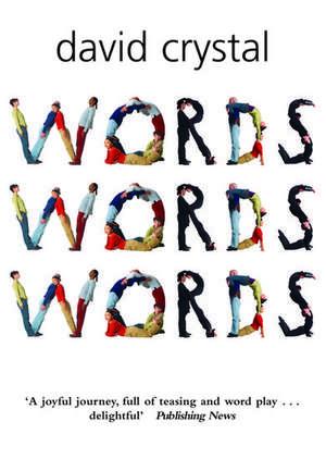 Words Words Words de David Crystal
