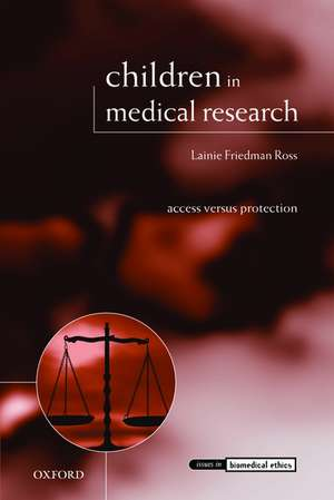 Children in Medical Research