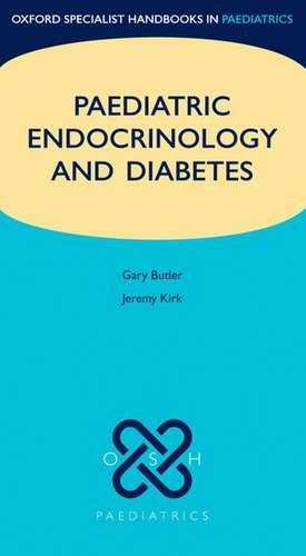 Paediatric Endocrinology and Diabetes