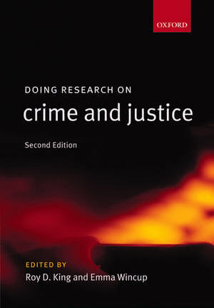 Doing Research on Crime and Justice