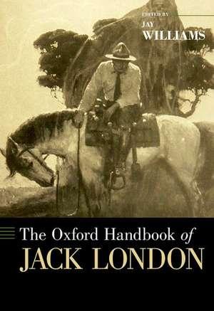 The Oxford Handbook of Jack London
