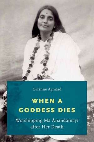 When a Goddess Dies