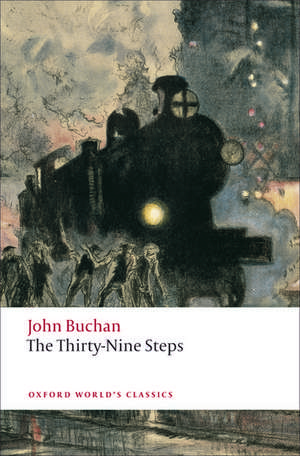 The Thirty-Nine Steps de John Buchan