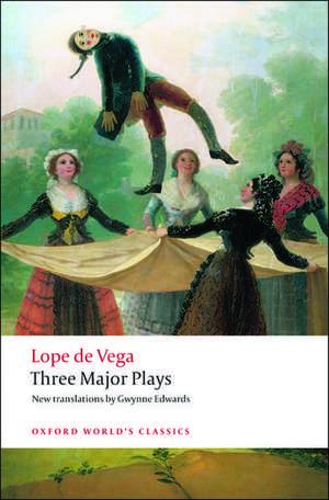 Three Major Plays de Lope de Vega