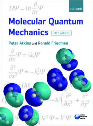 Molecular Quantum Mechanics imagine