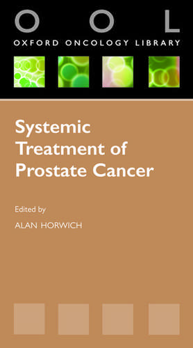 Systemic Treatment of Prostate Cancer