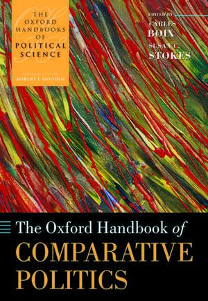 The Oxford Handbook of Comparative Politics de Carles Boix