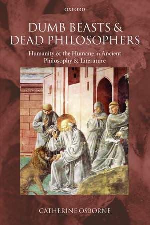 Dumb Beasts and Dead Philosophers