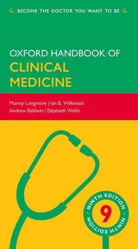 Oxford Handbook of Clinical Medicine de Murray Longmore