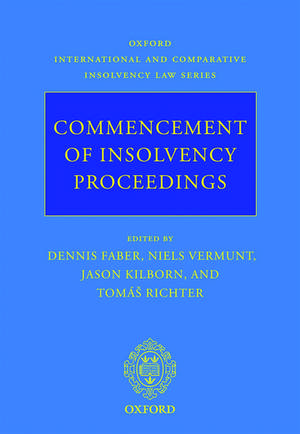Commencement of Insolvency Proceedings