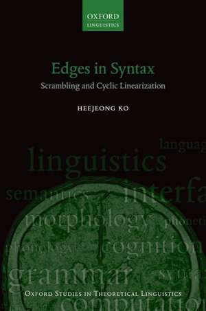 Edges in Syntax