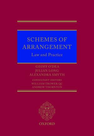 Schemes Of Arrangement
