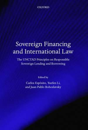 Sovereign Financing and International Law imagine