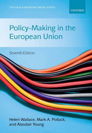 Policy-Making in the European Union de Helen Wallace