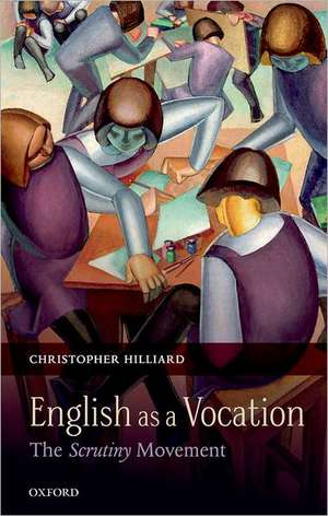 English as a Vocation