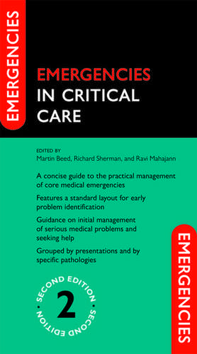 Emergencies in Critical Care de Martin Beed
