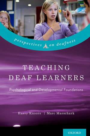 Teaching Deaf Learners imagine