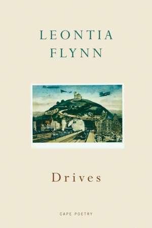 Drives:  Germania de Leontia Flynn