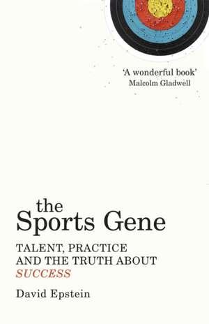 The Sports Gene de David Epstein