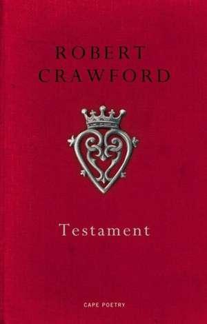 Testament de Robert Crawford